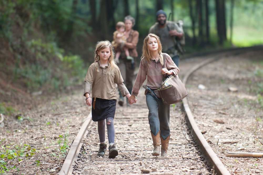 The Walking Dead Season 4 Wrap Up | The Absurd Words of Gorey Corbin
