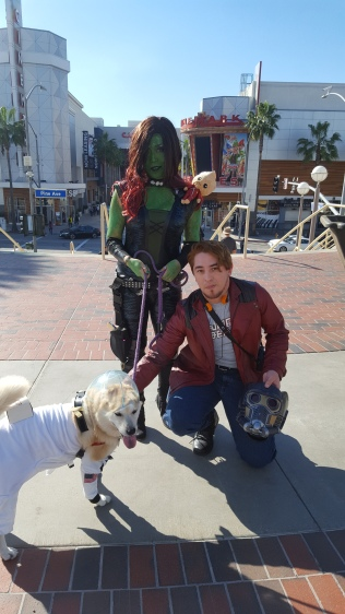 They even had a Laika and a baby groot. <3